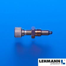 M4x0,24 Stellweg 12,5mm