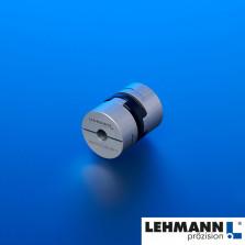 Oldham-Kupplung 25,4x32,4mm - 2x variable Bohrung